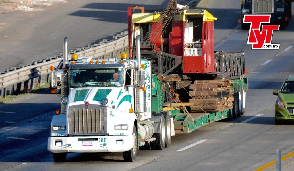 SCT presenta norma de sujeción de carga
