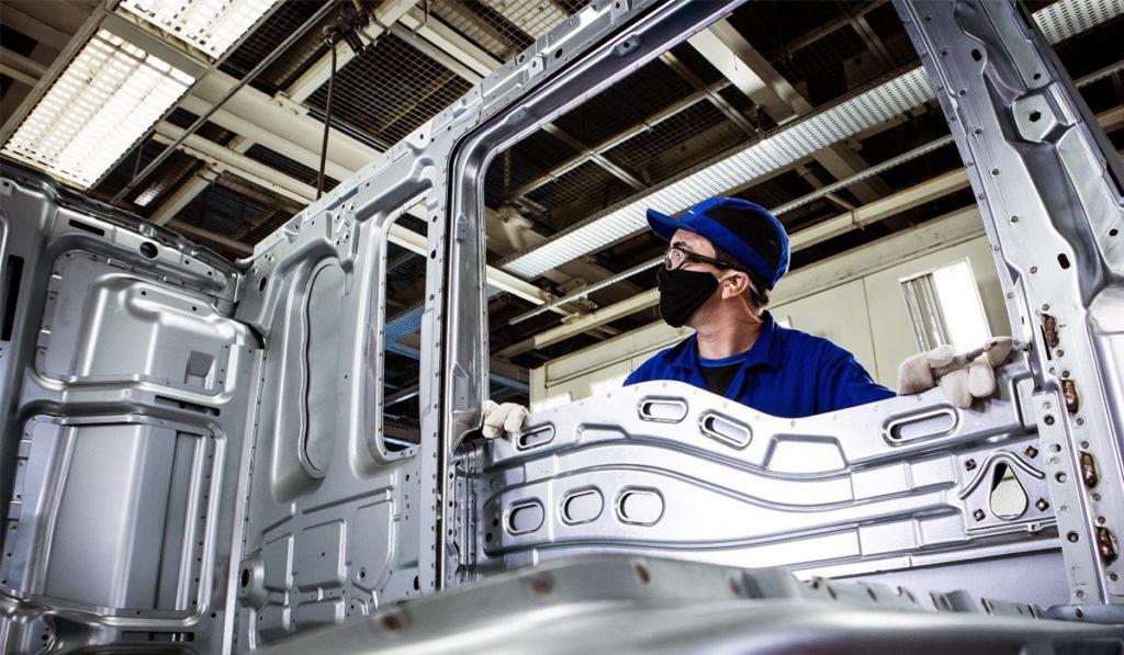 Producción y exportación de pesados, aún lejos del ritmo de 2019