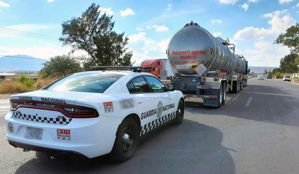 Una cuarta parte de los robos a camiones con GPS ocurren en el Edomex