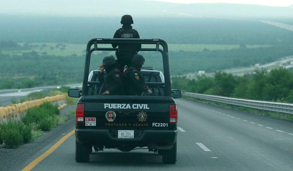 seguridad-carretera-monterrey-laredo-fuerza-civil