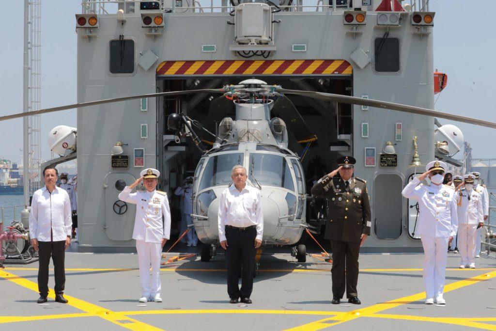 Semar finaliza control de puertos y se fusiona con la Marina Mercante