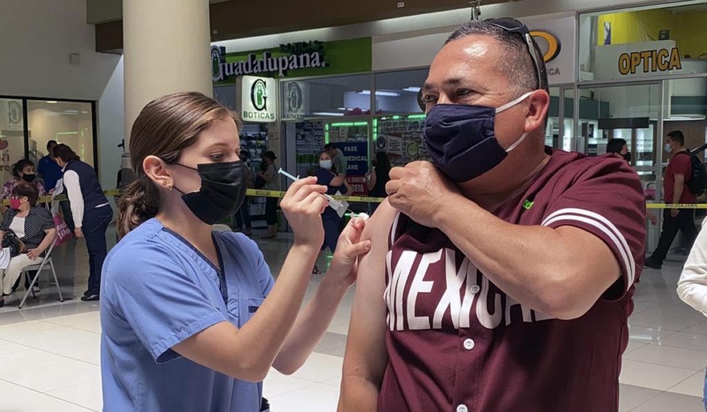Baja California será el primer estado vacunado al 100%
