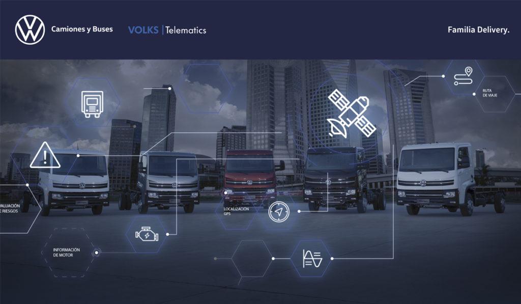 VWCB supera los 500 Delivery con Volks Telematics