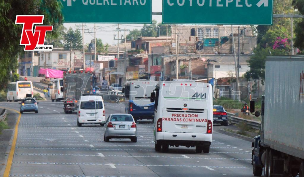 Plataforma Centinela protege más de 16,000 unidades de transporte de pasajeros