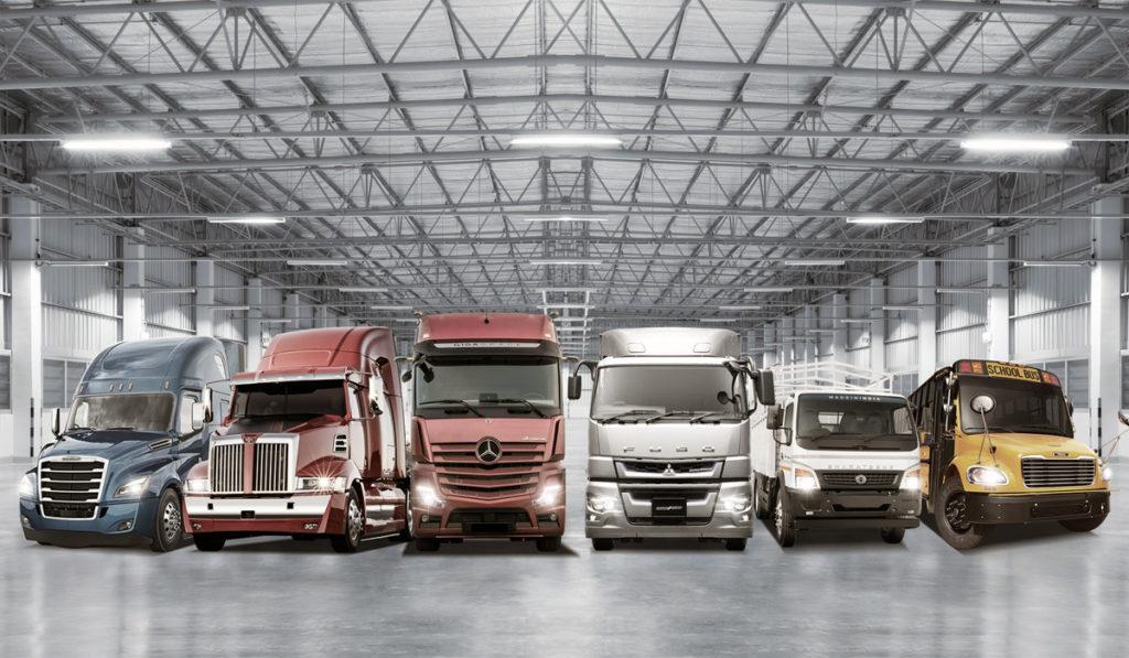 Dan luz verde a Daimler Truck Holding AG