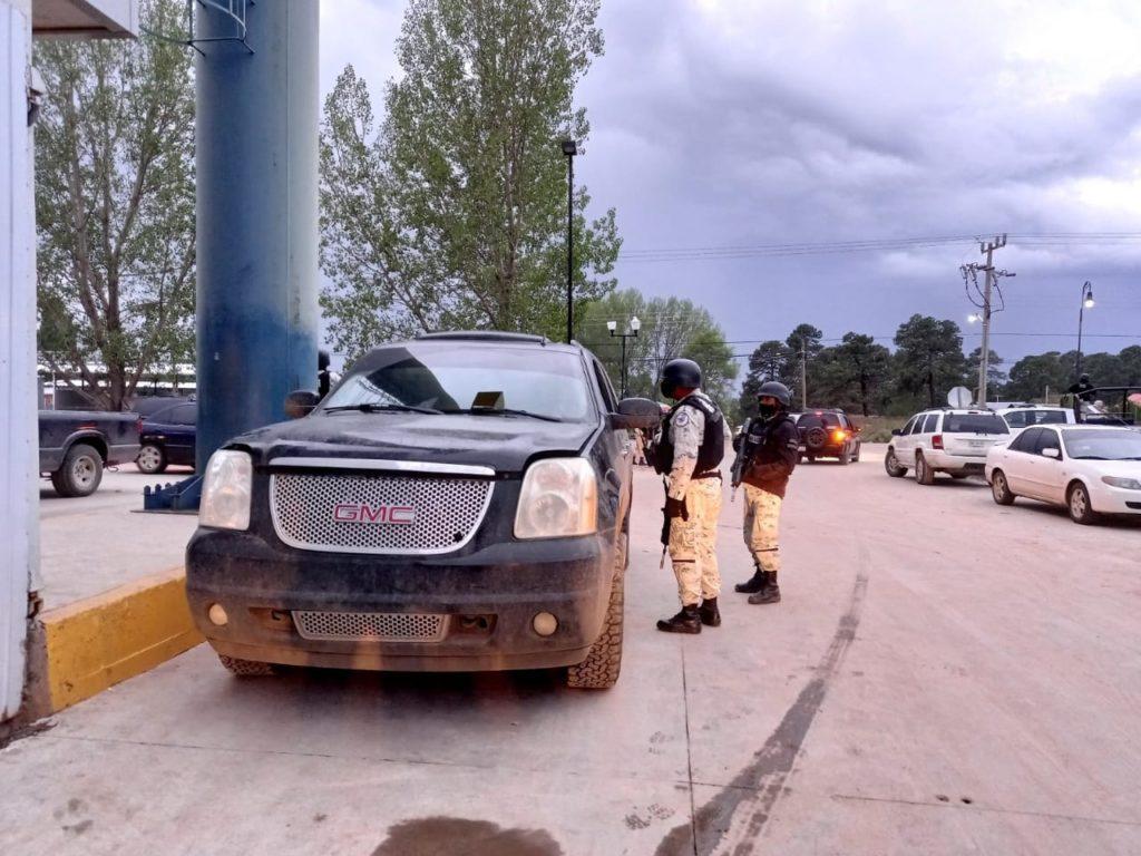 Autoridades federales y estatales reforzarán la seguridad en carreteras de Jalisco, ante ola de violencia generada por cárteles.