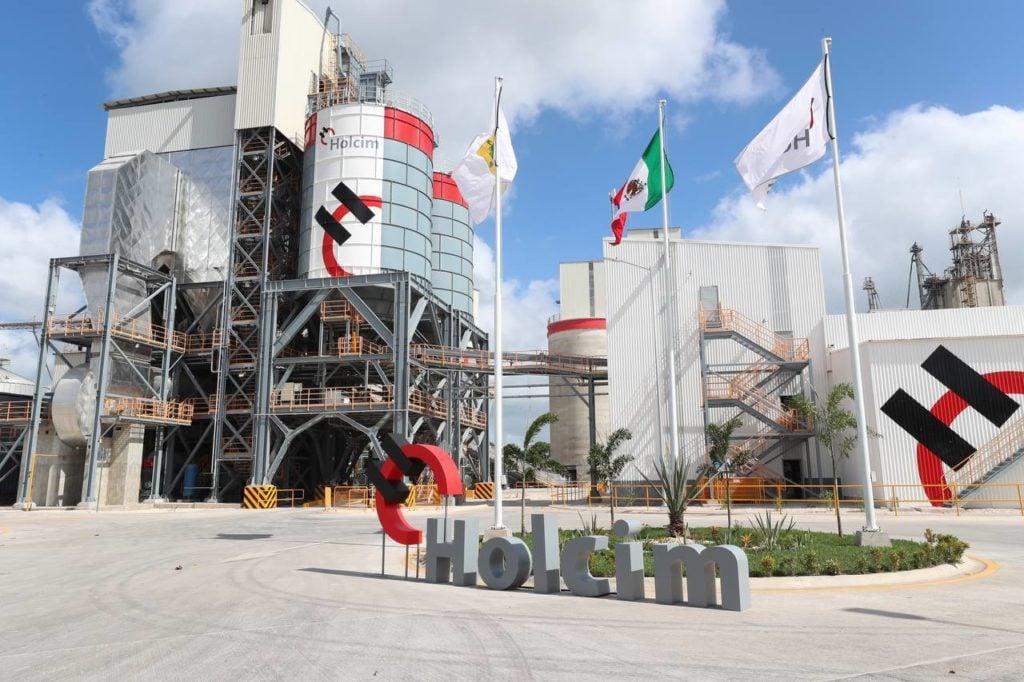 Holcim abre planta en Yucatán para abastecer obras insignia del sur-sureste