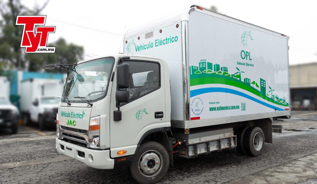 OPL Logística apuesta por la electrificación para continuar con su compromiso verde