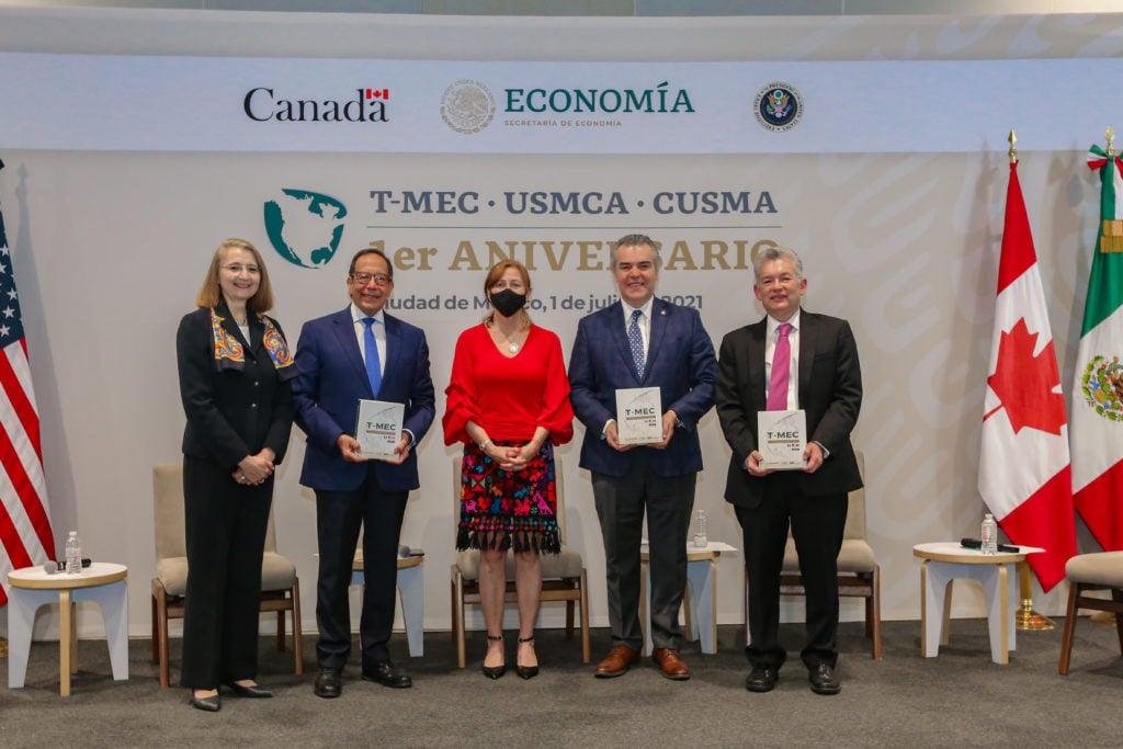 Estados Unidos requiere de México, sostienen empresarios