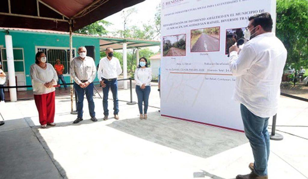 Tabasco rehabilita red carretera de Cunduacán