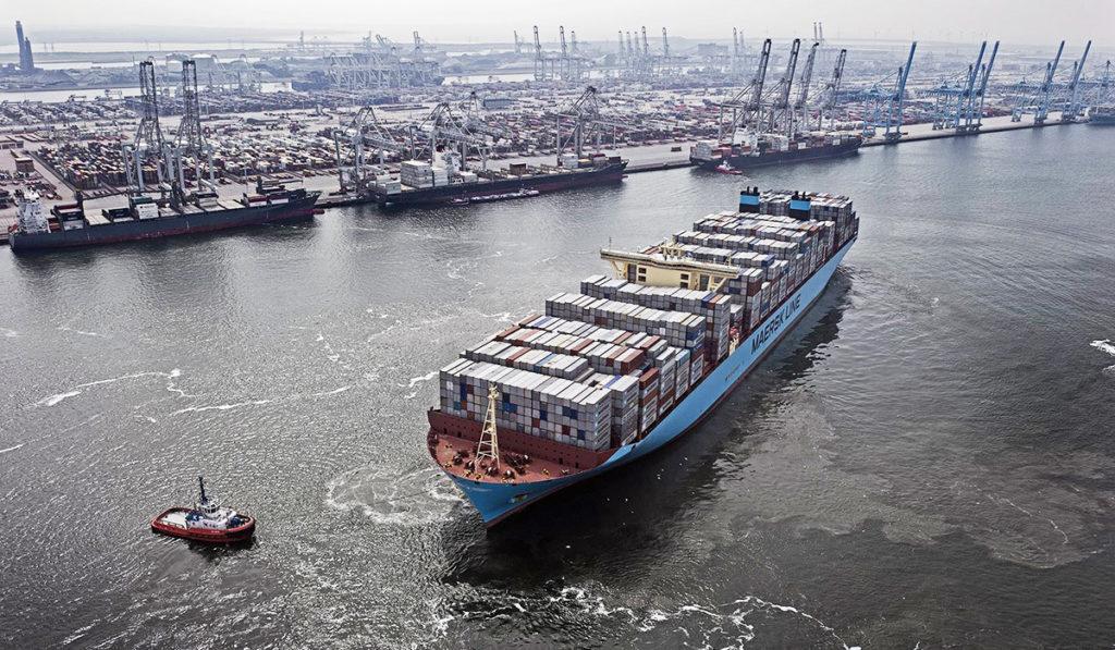 barco-Maersk-buque-transporte-maritimo