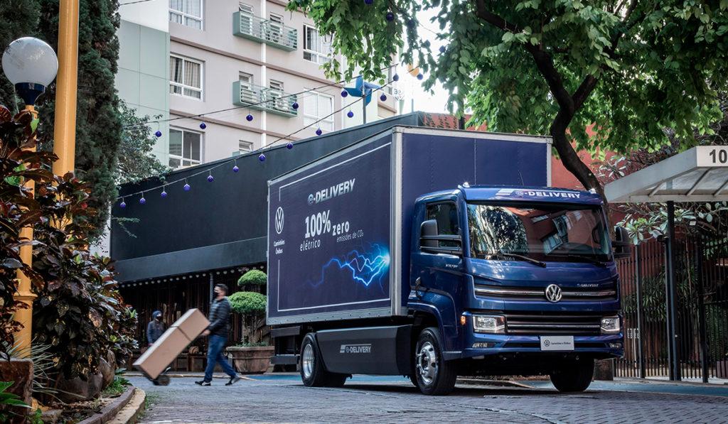 VWCO lanza comercialmente el e-Delivery