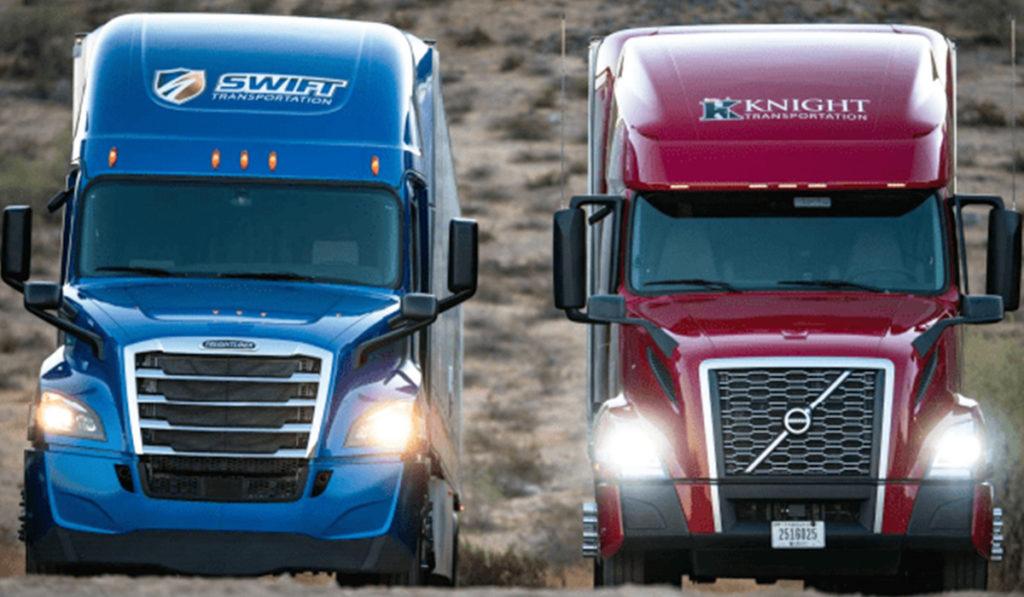 knight-swift-transportation-camiones