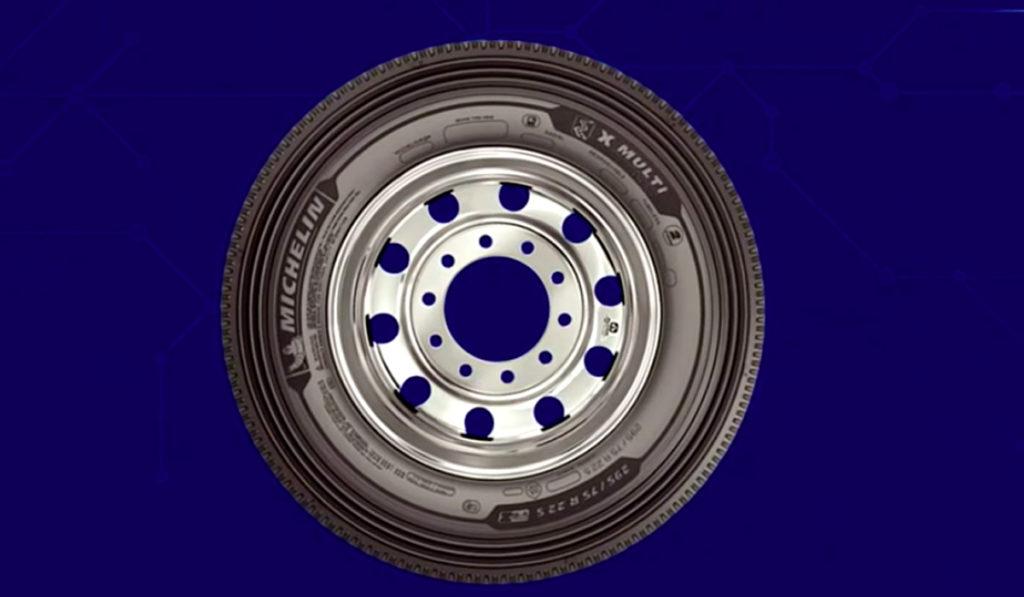 X Multi-Z, la nueva llanta de Michelin para el transporte de pasaje