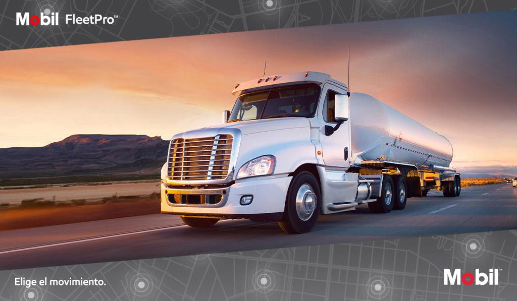 Mobil FleetPro: una nueva solución para administrar de manera eficiente el consumo de combustible