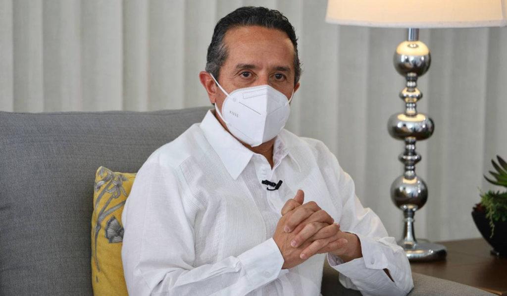 Cinco acciones extraordinarias por el Covid-19 en Quintana Roo