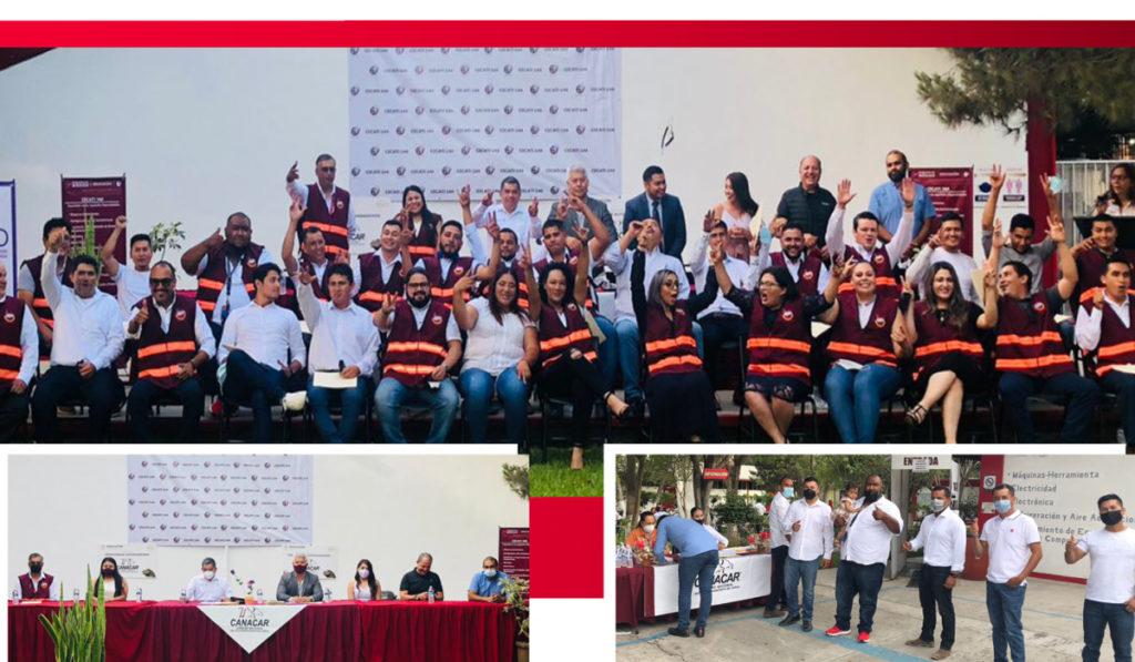 Egresan 36 nuevos operadores el semillero de Tijuana