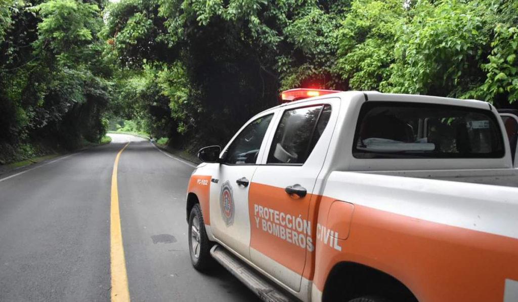 Anuncian cierre parcial en la Carretera Tepic–Puerto Vallarta