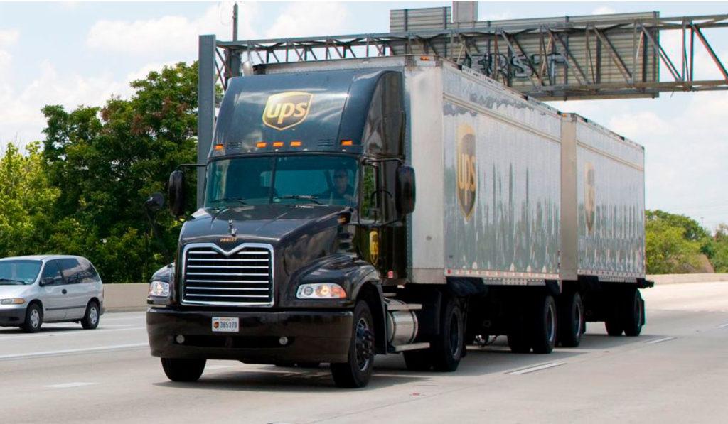 """UPS, por la descarbonización con el proyecto """"Camiones Ecológicos"""""""