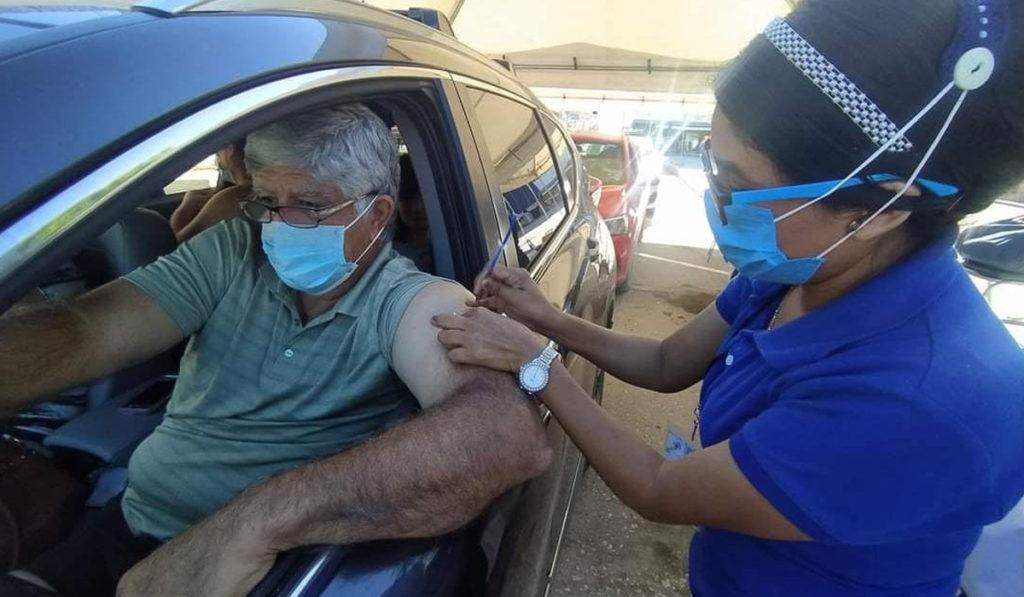 Gobierno federal, a 10 municipios de concluir vacunación en la frontera