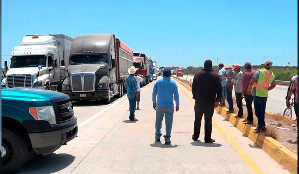 Sánchez Cordero deja tarea pendiente con transportistas