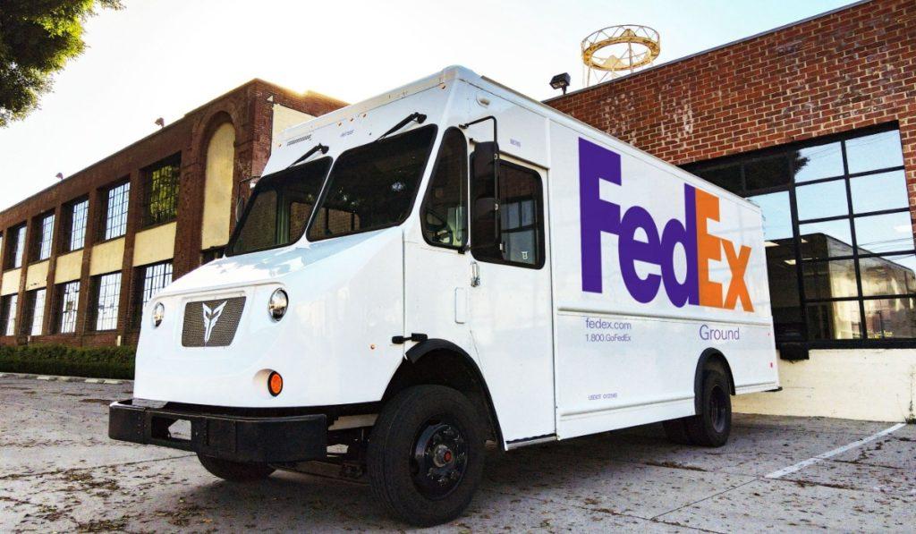FedEx-Xos-Trucks