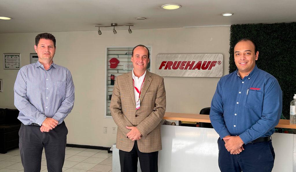 Con Direc Comercializadora, FRUEHAUF va por mayor participación de mercado