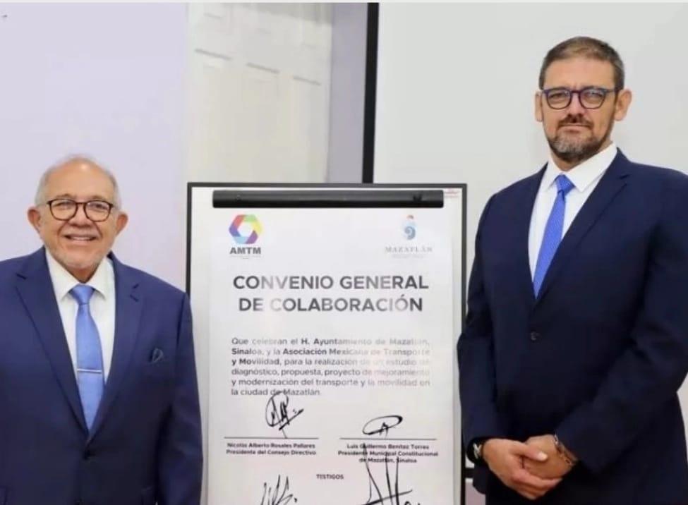 Mazatlán tendrá cinco líneas de transporte público BRT