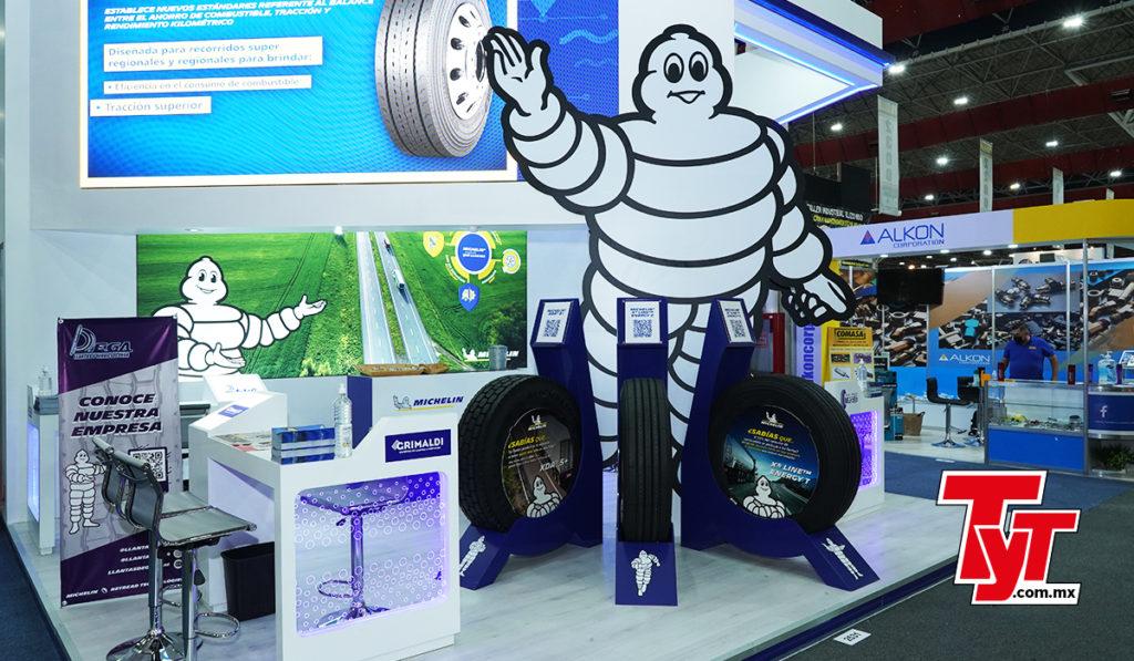 Michelin ratifica su oferta, mucho más que llantas