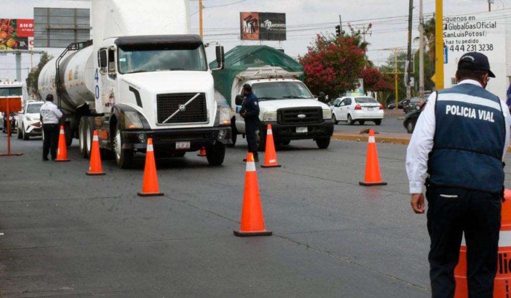 Camiones, involucrados en 4% de accidentes viales en ciudades