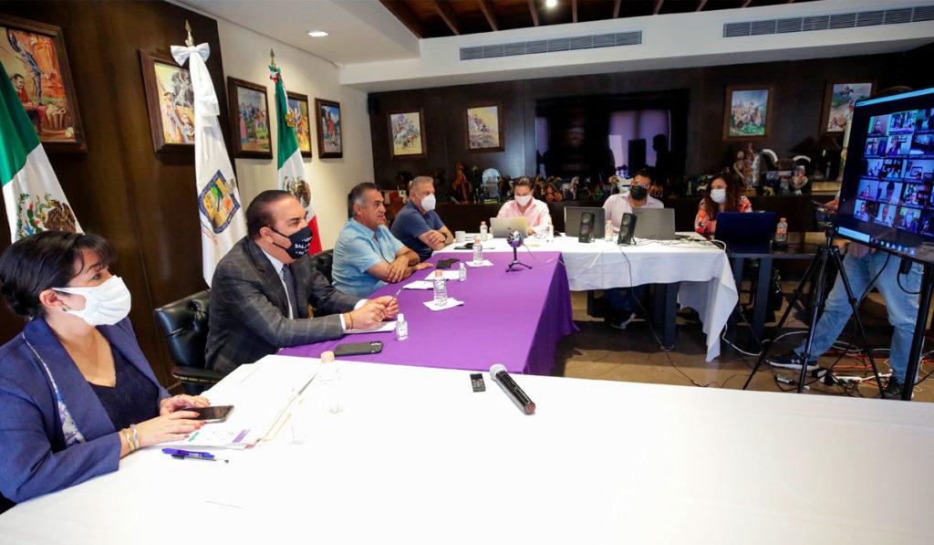 Por tercera ola, restringirían más los horarios en Nuevo León