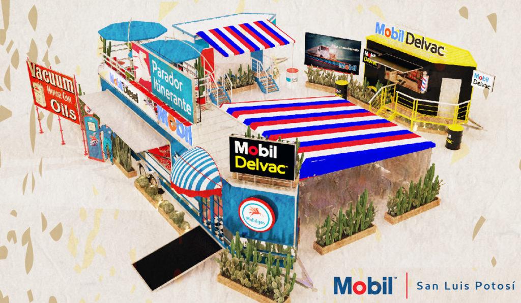 Arranca en SLP la gira del Parador Itinerante Mobil