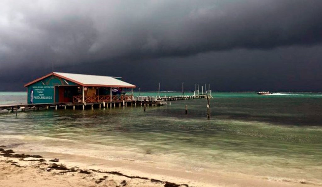 El clima: descartan afectaciones por tormenta tropical Kate
