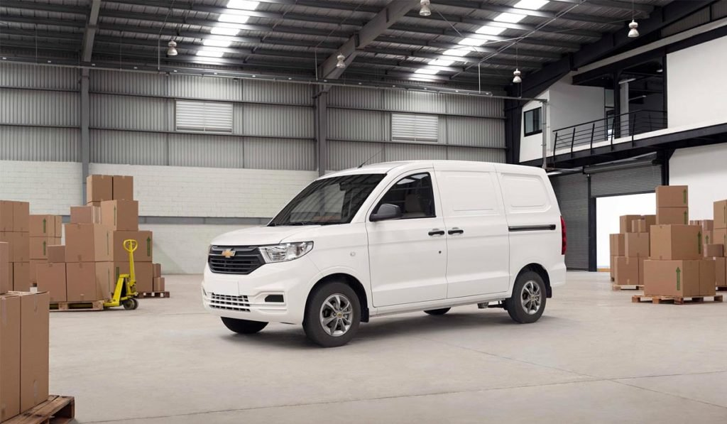 Chevrolet presenta la nueva Tornado Van 2022