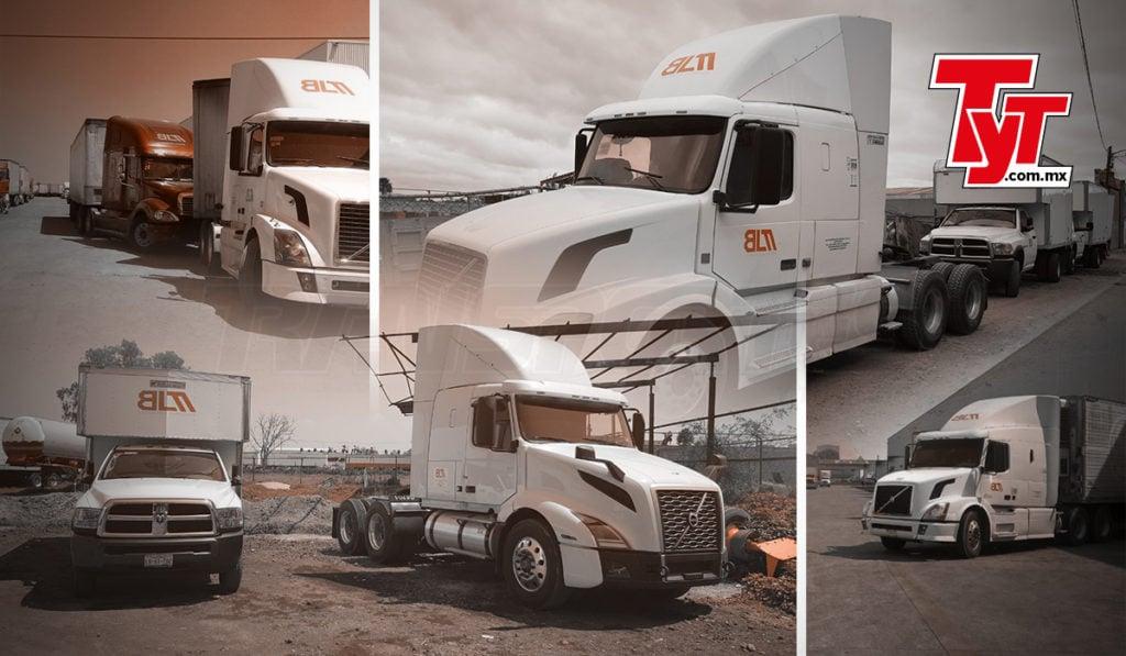 BLN Transportadora Nacional: de la camioneta de 3 y media a los tractocamiones