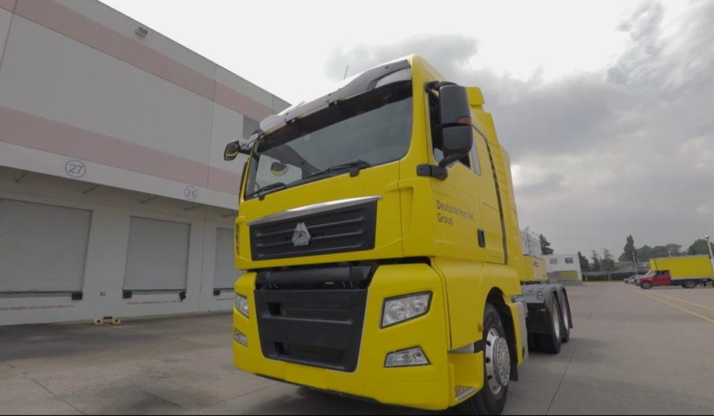 Eficiente y sostenible, la apuesta de transporte de DHL en el mundo