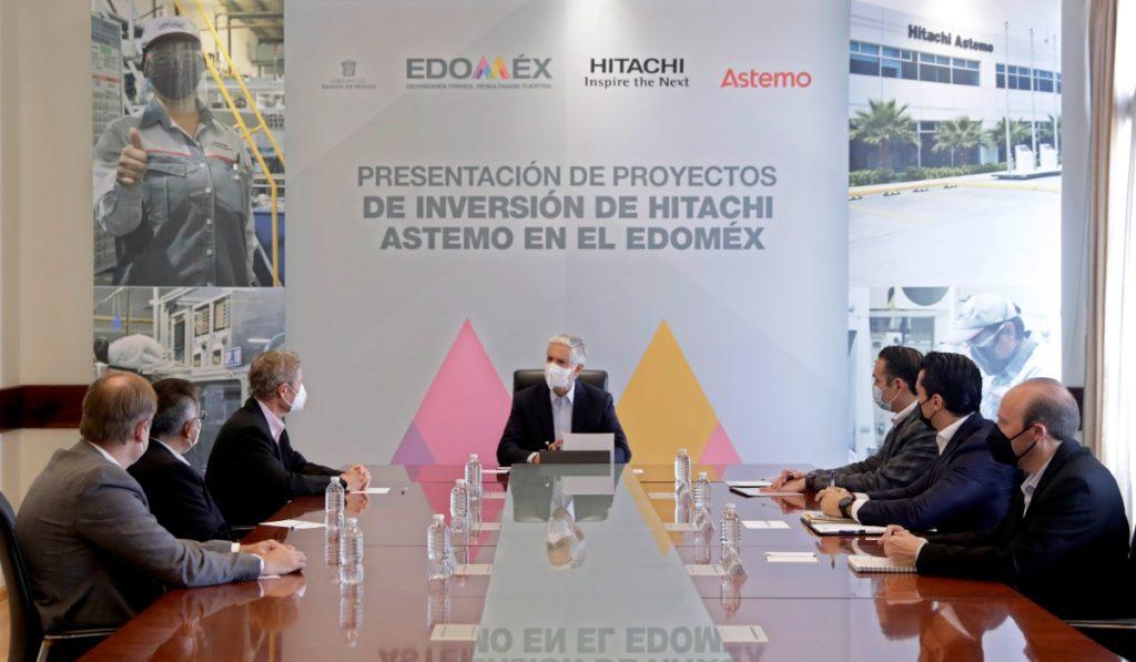 Hitachi-inversión