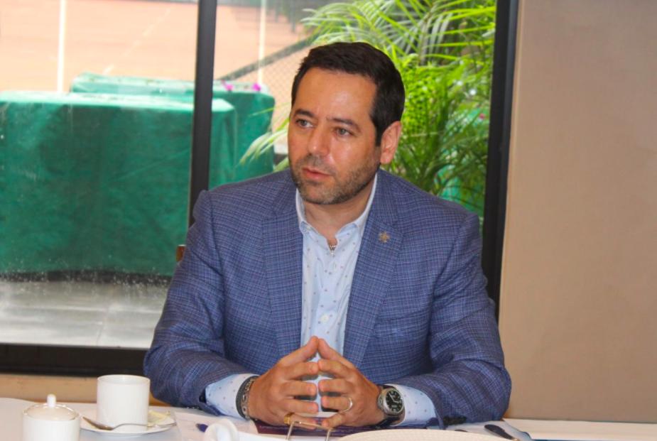 José Abugaber es electo presidente de Concamin