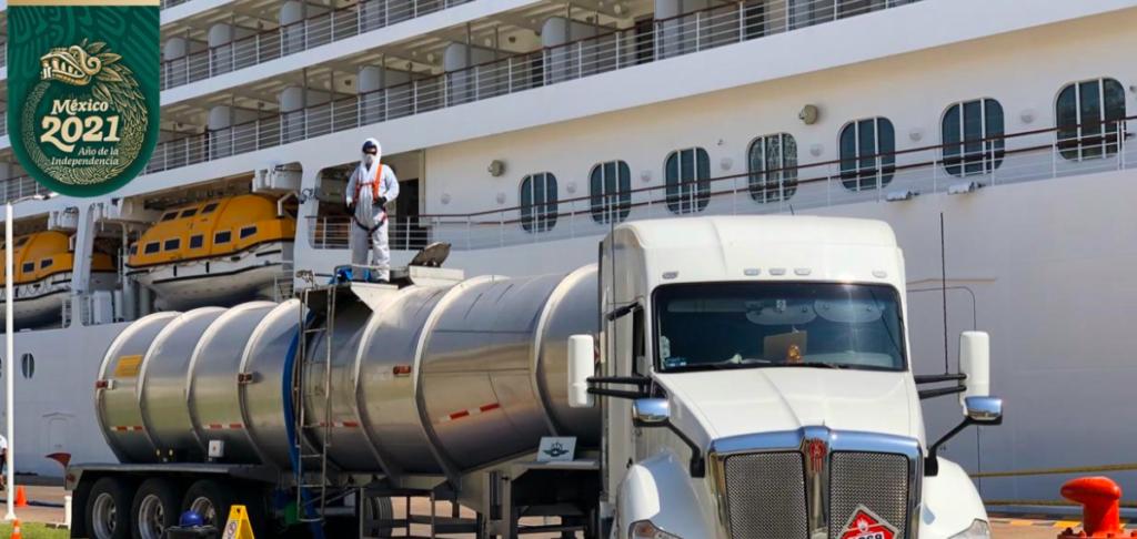 Senado aprueba que la Marina combata al crimen desde los puertos