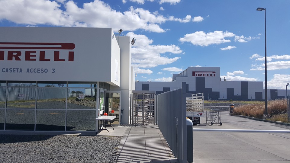 Pirelli crece en Guanajuato para abastecer producción de vehículos eléctricos en EU