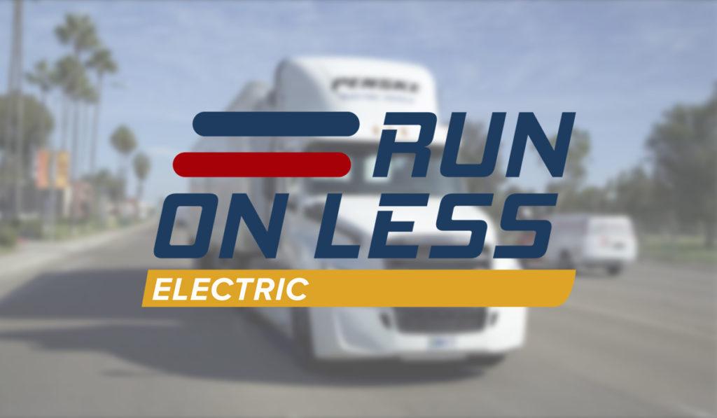 Run on Less Electric demuestra ahorros de CO2 con camiones eléctricos
