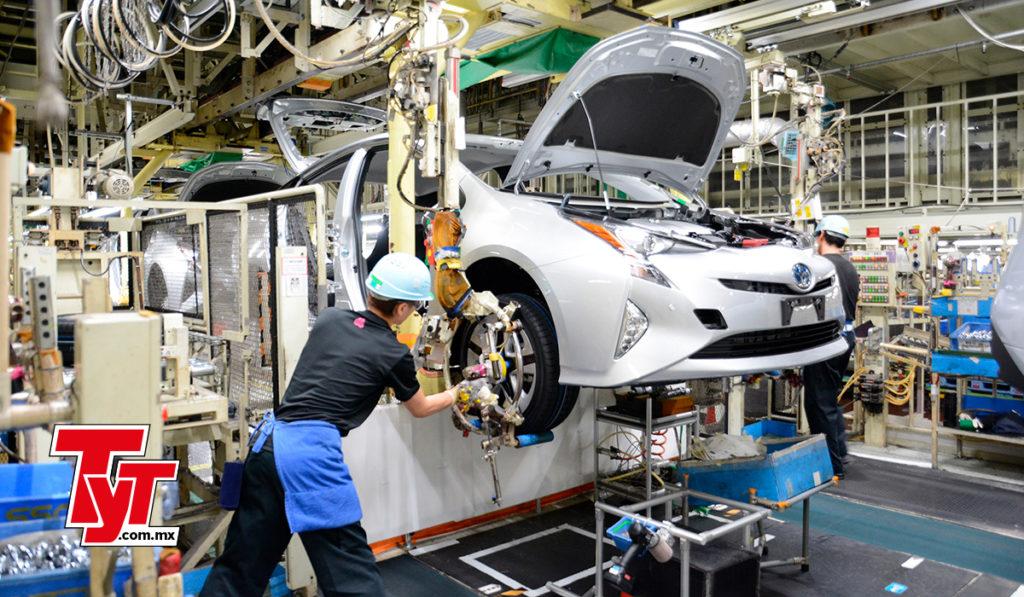 Toyota escasez semiconductores