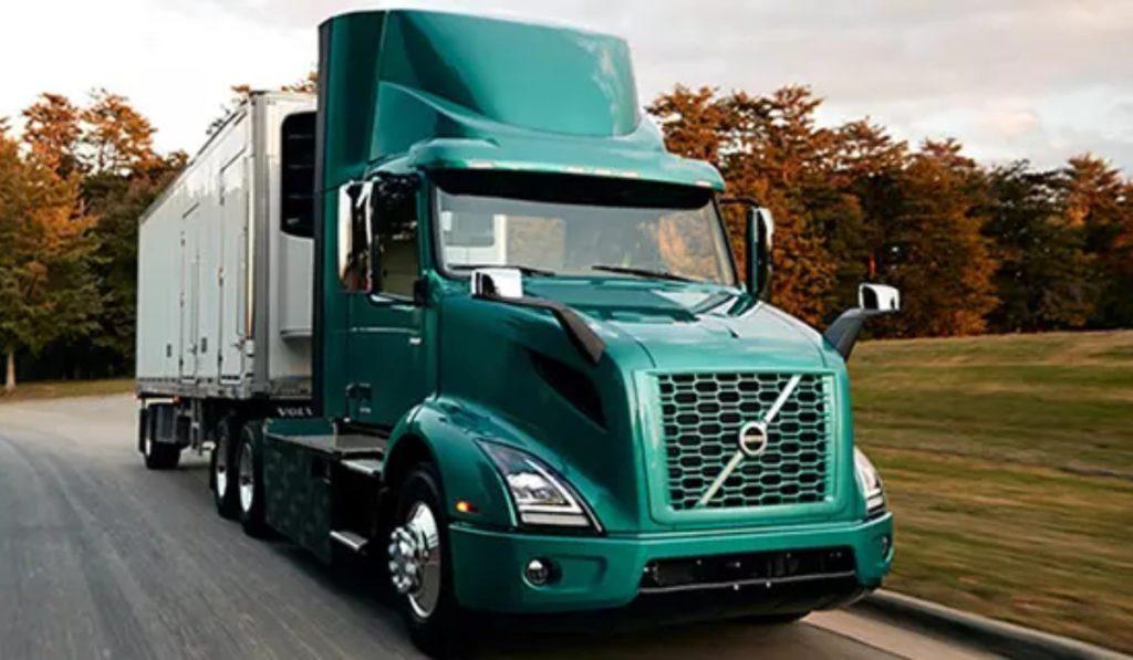 Volvo-camiones de acarreo (1)