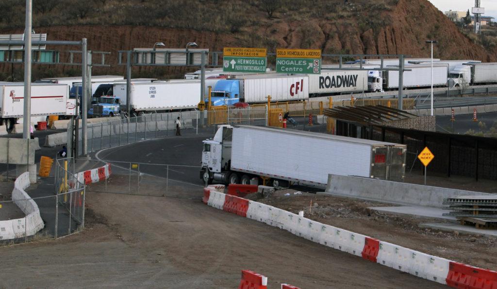 Autotransporte fronterizo continúa en la ruta de la recuperación