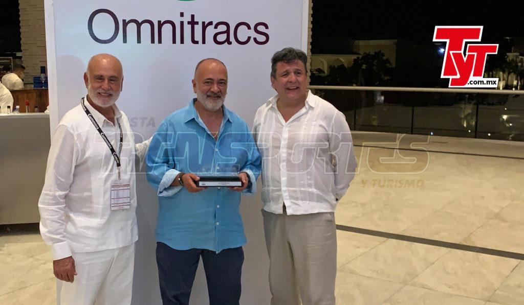Inician los trabajos de la Convención Canacar 2021, con Omnitracs