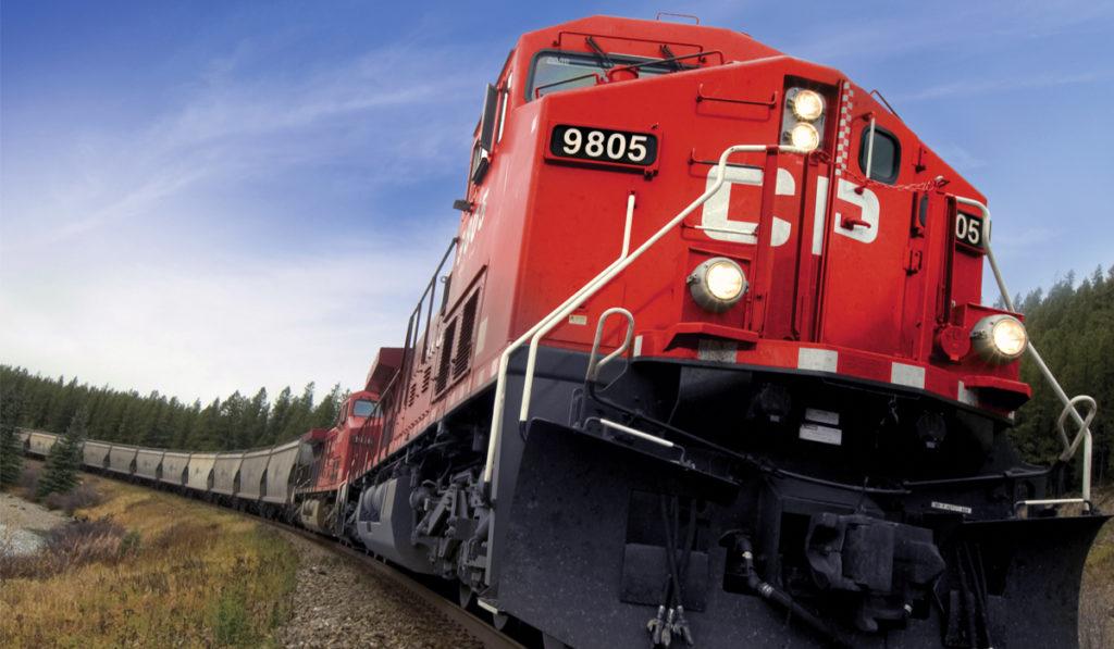 Canadian Pacific toma la delantera en compra de KCS