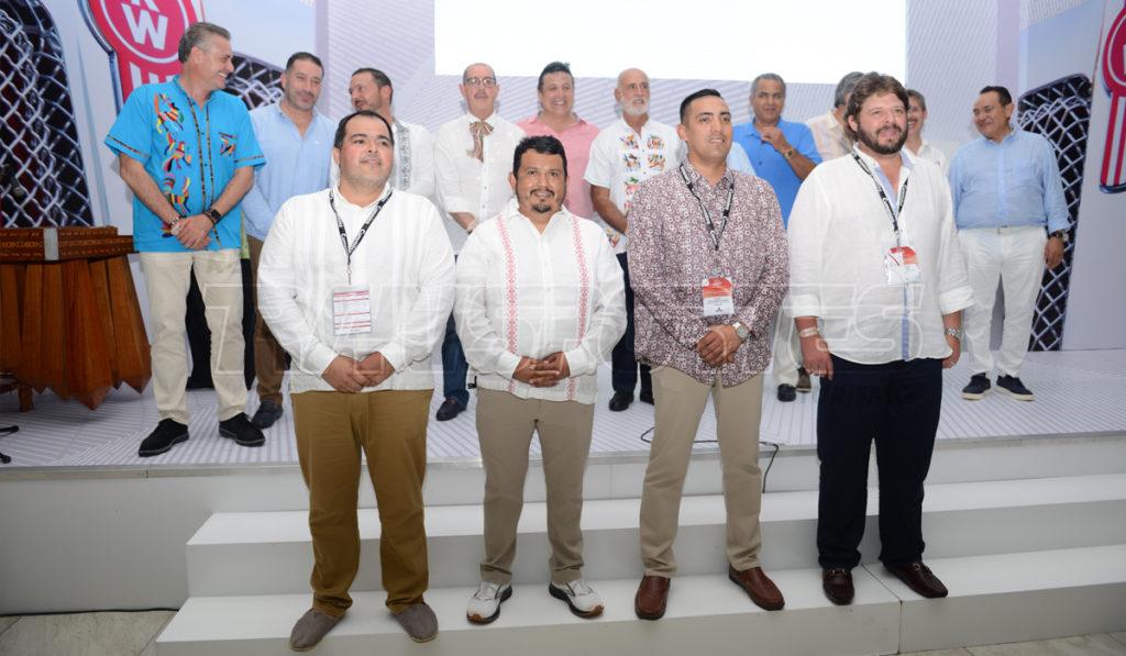 Ellos son los cuatro nuevos delegados de la Canacar