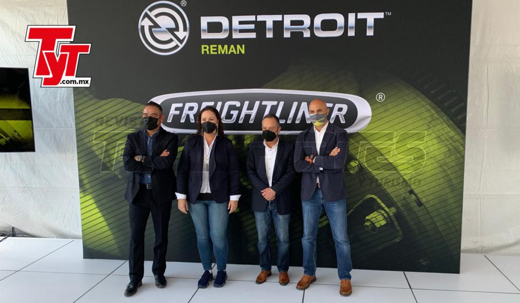 Detroit Reman ya remanufactura sensores NOx y compresores