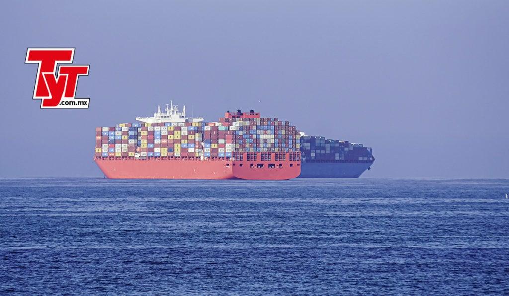 Cuellos de botella en el transporte marítimo, ¿amenaza real de desabasto para El Buen Fin y la Navidad?