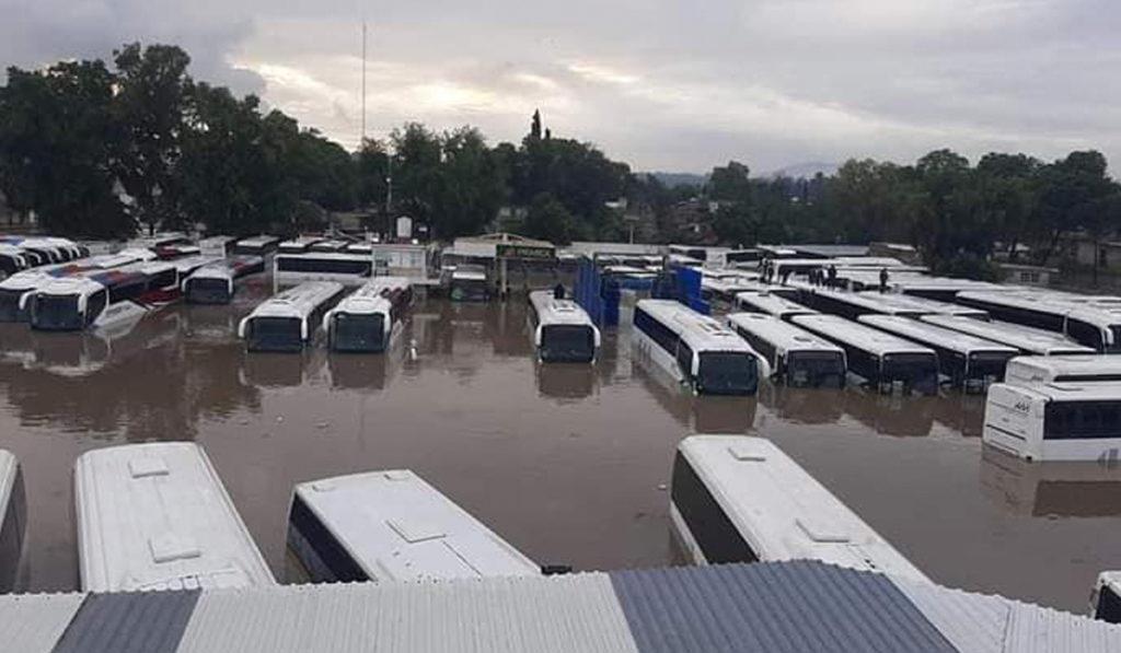 Guardia Nacional implementa Plan GN-A por inundaciones en Hidalgo